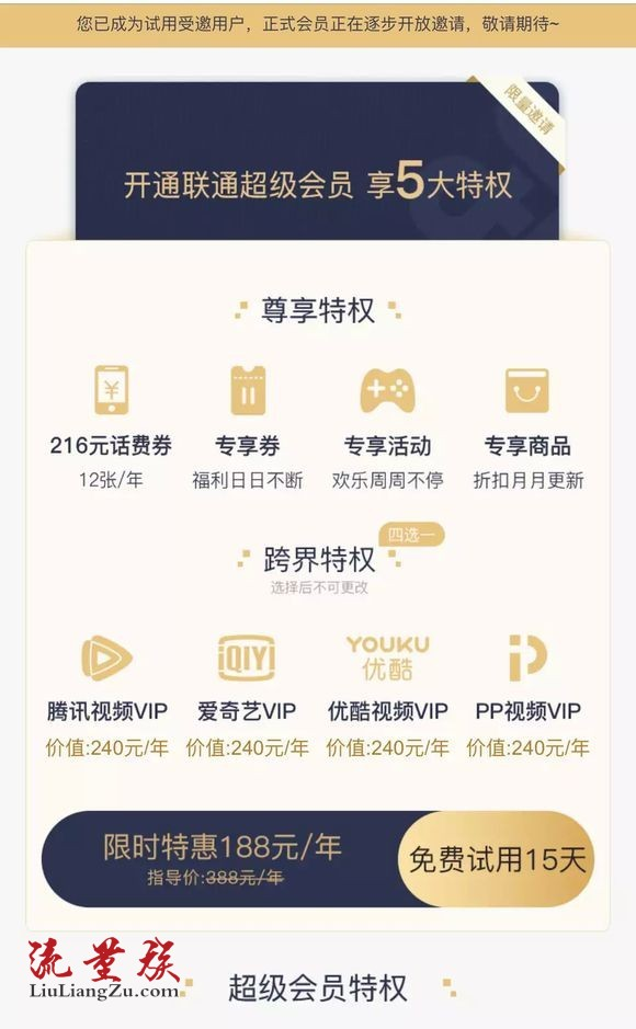 腾讯王卡超级会员黄金版有什么特权,有没有用以及如何办理?
